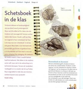 1e pag Praxis Schetsboek web