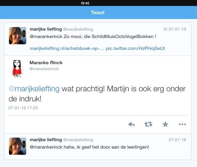 tweets maranke