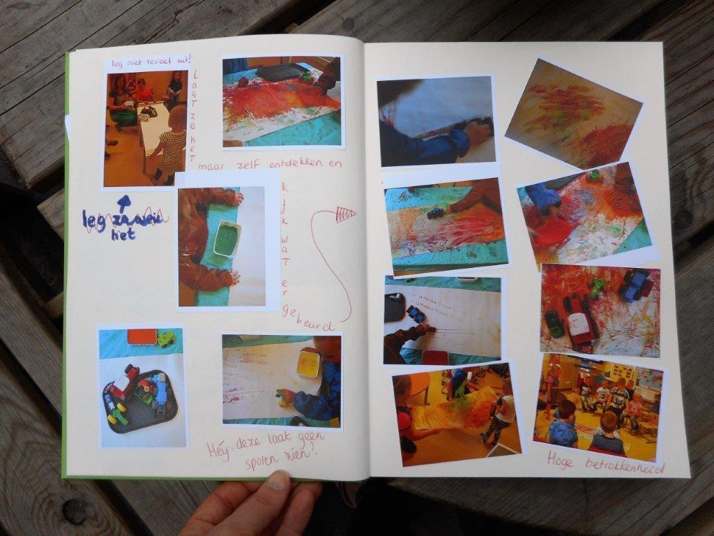 Eveliens schetsboek (2)